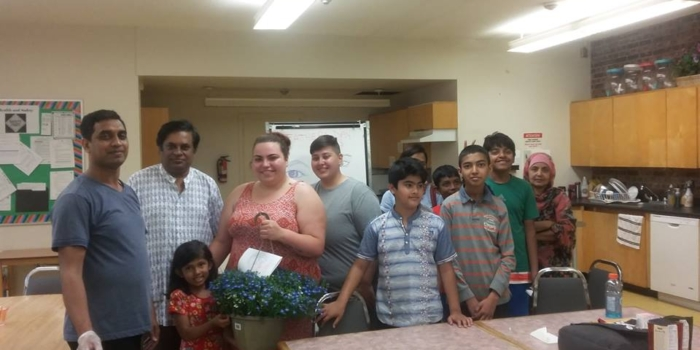 HSDN International's Bangla School Program in Canada